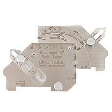 Pravítko na meranie zvarov Elcometer 147