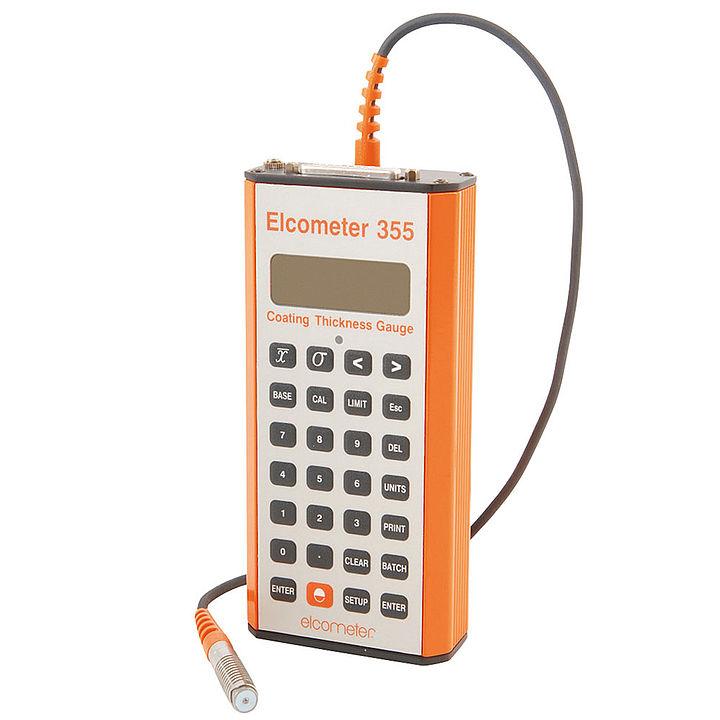 Modulárny digitálny hrúbkomer Elcometer 355 - verzia Top